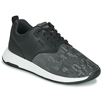 Shoes Men Low top trainers BOSS TITANIUM RUNN TBJQC Black