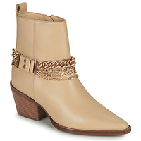 Shoes Women High boots Bronx JUKESON Beige