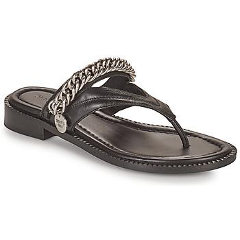 Shoes Women Sandals Bronx NEW THRILL Black