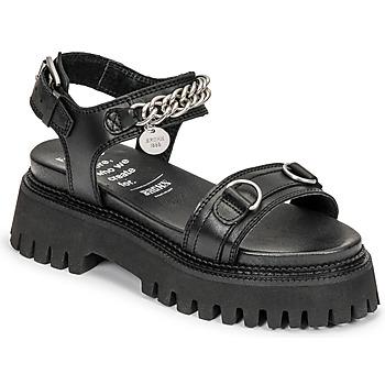 Shoes Women Sandals Bronx GROOVY SANDAL Black