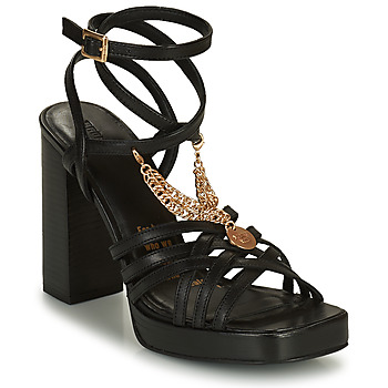 Shoes Women Sandals Bronx NEW RENEE Black