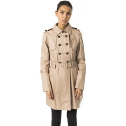 Clothing Women Trench coats Byblos Blu