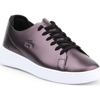 Shoes Men Low top trainers Lacoste Eyyla 317 1 CAW 7-34CAW0011024 black