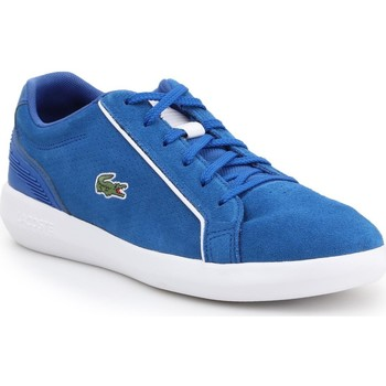 Shoes Men Low top trainers Lacoste Avantor 219 1 SMA 7-37SMA0008221 blue