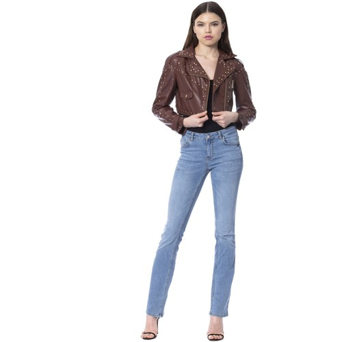 Clothing Women Leather jackets / Imitation leather Silvian Heach