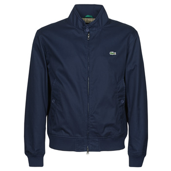Clothing Men Jackets Lacoste KANNA Marine