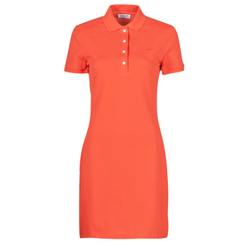 Clothing Women Short Dresses Lacoste EFFA Red