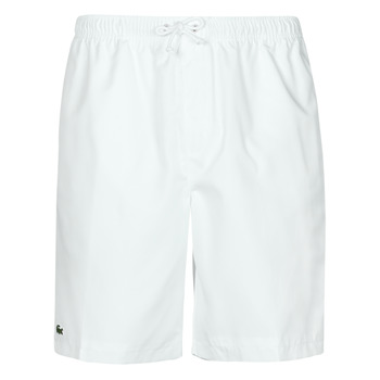 Clothing Men Shorts / Bermudas Lacoste SHOSTA White