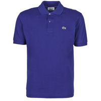 Clothing Men Short-sleeved polo shirts Lacoste POLO CLASSIQUE L.12.12 Blue / King