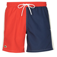 Clothing Men Trunks / Swim shorts Lacoste MILLOT Multicolour