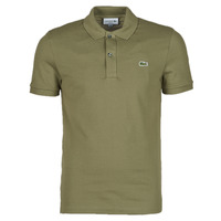 Clothing Men Short-sleeved polo shirts Lacoste POLO SLIM FIT PH4012 Kaki