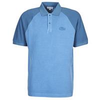 Clothing Men Short-sleeved polo shirts Lacoste POLO PH9745 Blue