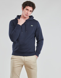 Clothing Men Sweaters Lacoste TOTTA Marine