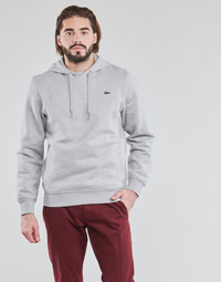 Clothing Men Sweaters Lacoste TOTTA Grey