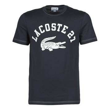 Clothing Men Short-sleeved t-shirts Lacoste GHOU Marine