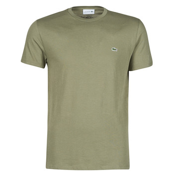 Clothing Men Short-sleeved t-shirts Lacoste ALFED Kaki