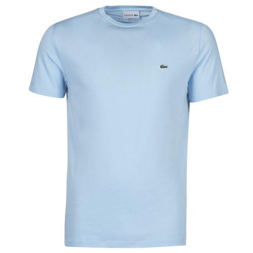 Clothing Men Short-sleeved t-shirts Lacoste ALFED Blue
