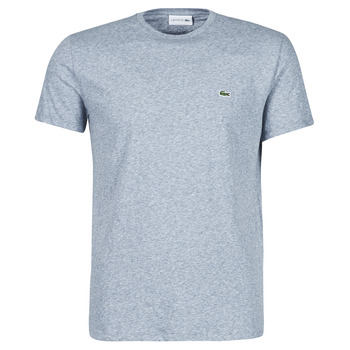 Clothing Men Short-sleeved t-shirts Lacoste MYRTH Grey