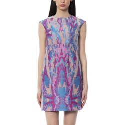 Clothing Women Short Dresses Byblos Blu