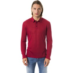 Clothing Men Long-sleeved polo shirts Byblos Blu