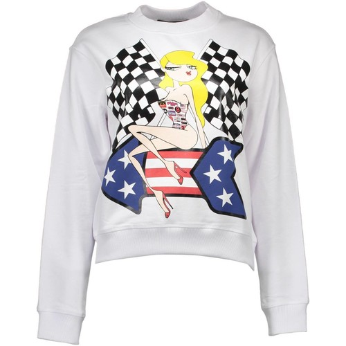 Clothing Women Jumpers Love Moschino