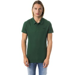 Clothing Men Short-sleeved polo shirts Byblos Blu