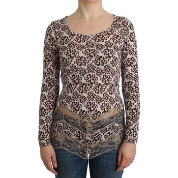 Clothing Women Long sleeved tee-shirts Roberto Cavalli