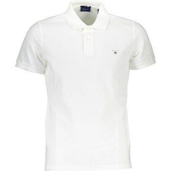Clothing Men Short-sleeved polo shirts Gant