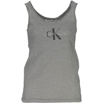 Clothing Women Tops / Sleeveless T-shirts Calvin Klein Jeans