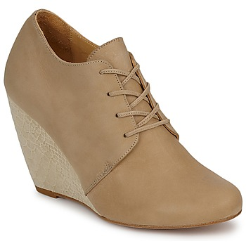 Shoes Women Shoe boots D.Co Copenhagen EMILY Cream