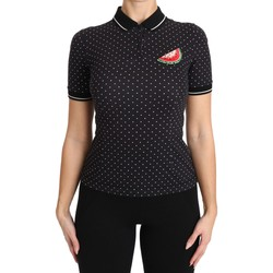 Clothing Women Short-sleeved polo shirts D&G