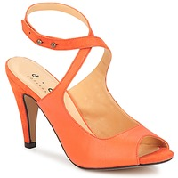 Shoes Women Sandals D.Co Copenhagen MARISSA Orange