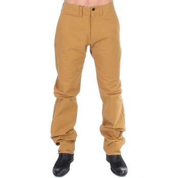 Clothing Men Chinos Gf Ferre