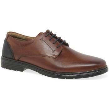Shoes Men Derby Shoes Josef Seibel Alastair 01 Mens Formal Lace Up Shoes brown