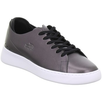 Shoes Women Low top trainers Lacoste Eyyla Black