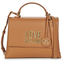 Bags Women Handbags Love Moschino JC4102PP1C Cognac