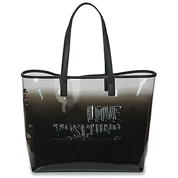 Bags Women Shopping Bags / Baskets Love Moschino JC4255PP0C Black