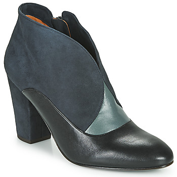 Shoes Women Ankle boots Chie Mihara Elgi Blue / Black