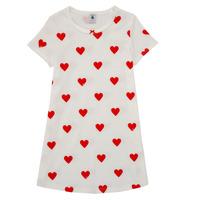 Clothing Girl Sleepsuits Petit Bateau MARAMA Multicolour