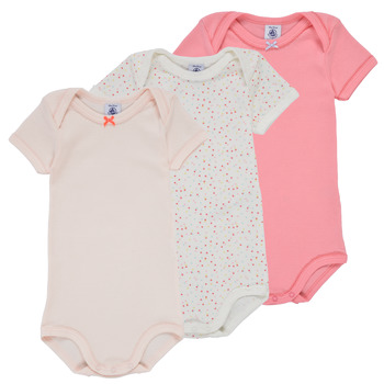 Clothing Girl Sleepsuits Petit Bateau 59432-00 Multicolour