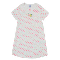 Clothing Girl Sleepsuits Petit Bateau MARLA Multicolour
