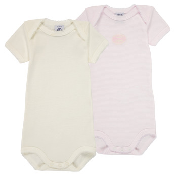 Clothing Girl Sleepsuits Petit Bateau A00AD-00 Multicolour