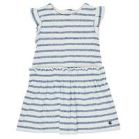 Clothing Girl Short Dresses Petit Bateau MILANAIS Multicolour