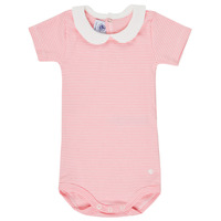 Clothing Girl Sleepsuits Petit Bateau MIETTE Multicolour