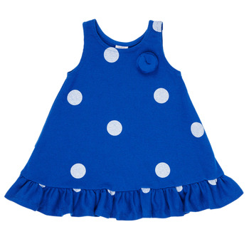 Clothing Girl Short Dresses Petit Bateau MAJA Marine