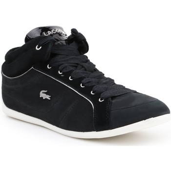 Shoes Women Low top trainers Lacoste Missano MID W6 SRW 7-27SRW1201024 black