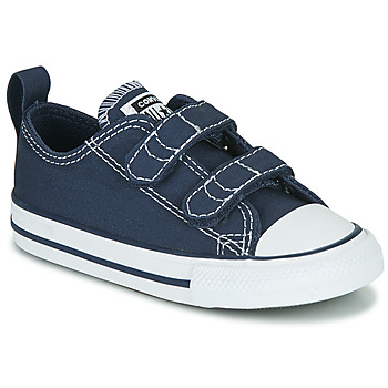 Shoes Children Low top trainers Converse CHUCK TAYLOR ALL STAR 2V  OX Blue
