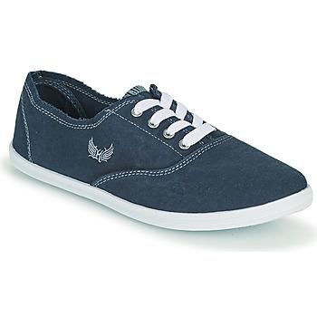 Shoes Women Low top trainers Kaporal DESMA Blue