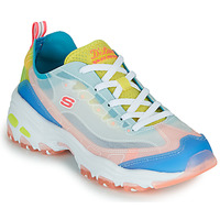 Shoes Women Low top trainers Skechers D'LITES FRESH AIR Multicolour