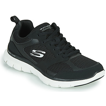Shoes Women Fitness / Training Skechers FLEX APPEAL 4.0 Black